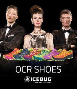 ICEBUG OCR Schuhe