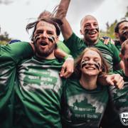 Teambuilding beim Hindernislauf XLETIX Challenge